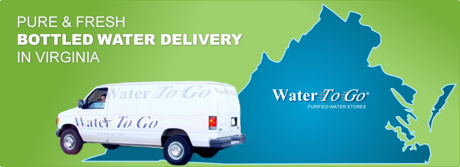 Bottled Water Delivery Virginia